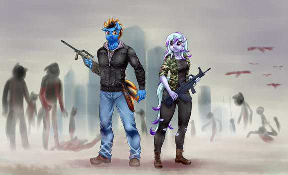Commission - TWP by Pia-sama