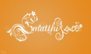 smatthijsse logo by demeters