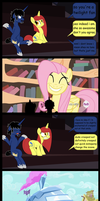 4-11 Why So Blue by EvilFrenzy