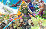 Smash Series: The Hero of Time by Pixelated-Takkun