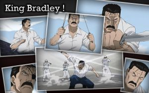 The Fuhrer : King Bradley by InsanePiece