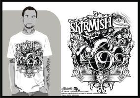 design for sale skirmish by inumocca