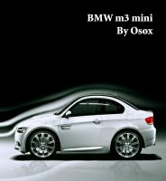 BMW m3 mini by Osox