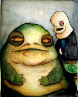 JABBA the HUTT by UMINGA