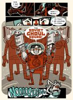Ghoul Squad by stplmstr