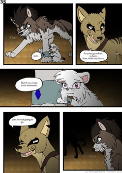 LaF - Audition  - page - 35 by InuHoshi