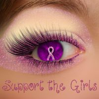 Breast Cancer Eye by marphilhearts
