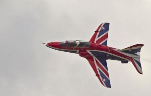 BAe Hawk T.Mk1 by Hawkeye2011