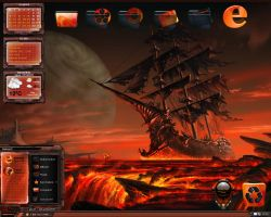 Fireship by Smokey41