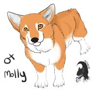 Molly Referance by DEAFHPN