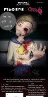 Pewdiepie - Corpse party TUTORIAL by MissCake