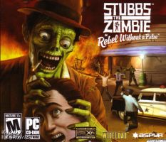 Stubbs the Zombie in Rebel without a Pulse by LacitheHunter