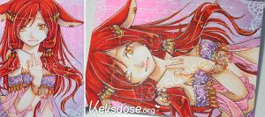 ACEO 036 - Sad Emotions by yumkeks