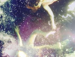 Lost in space by Karina-Maria