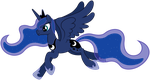Flying Luna by Stabzor