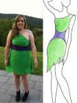 Hulk Dress by Misguided-Ghost1612