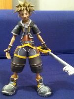 Sora (papercraft) - RoderickXIII by NotNotGuilty