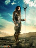 Justice League: Aquaman by GOXIII