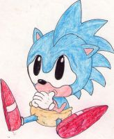 Sonic Baby by Keijn