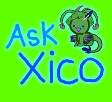 Ask Xico! by Dracosia