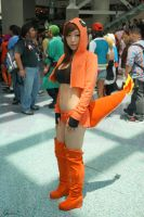 Charmander - Pokemon by Garivel