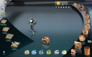 3D Desktop Ageo3G by DARIMAN