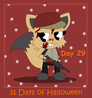 31 Days of Halloween - Day 29 by Aldin1996