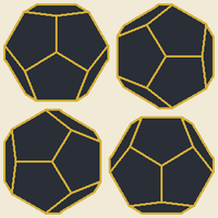 Dodecahedrons 15 by Trapped-Echoes