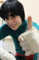Thumps up! - Rock lee by KellywoeshxD