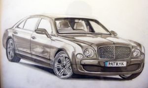Bentley by MentosDesign