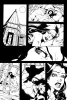 Zatanna Pages by xiannustudio