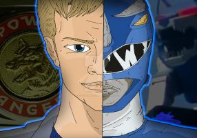 Power Rangers Duality - Billy Cranston (Season 3) by OptimumBuster