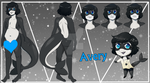 C: Avery Reference sheet by dratinigirl