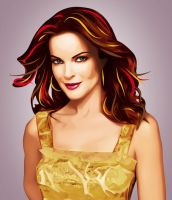 Marcia Cross by LilyMagpie