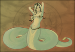 Request 7 - Medusa by Elvynne