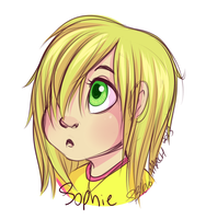 Sophie by strawberryneko33