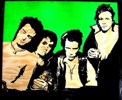 Sex Pistols 2004 by chrispjones