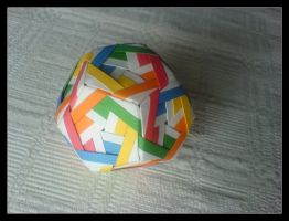 Jasmine Dodecahedron v2 by lonely--soldier