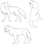 Aggressive Dog Coloring Pages
