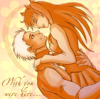 Wish you were here by KeyHof