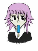 Crona and a Popsicle by BigBoss111