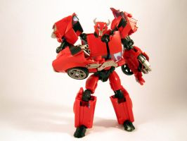 Prime cliffjumper by scoobsterinc
