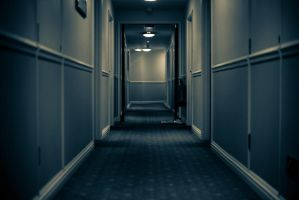 Creepy Corridor by RyanM651