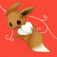 Eevee by Pand-ASS