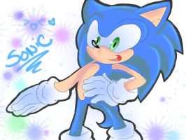 hi there sonics here by Patrial