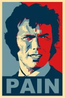 Clint Eastwood political poster by PotteringAbout