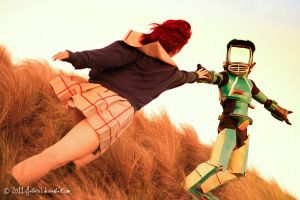 FLCL: Firestarter by Verity-Niwa