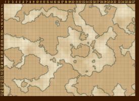 Nameless Blank Map by Anararion