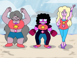 Fusions With Steven! by Gathion