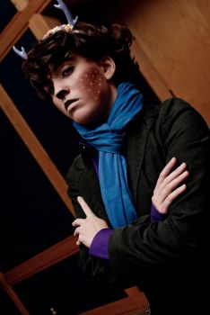 A Consulting Fawn Detective by JavaCosplay